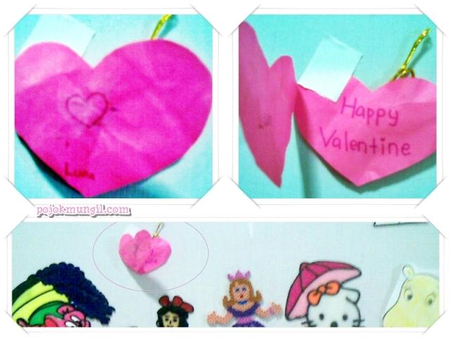 Ucapan Hari Valentine